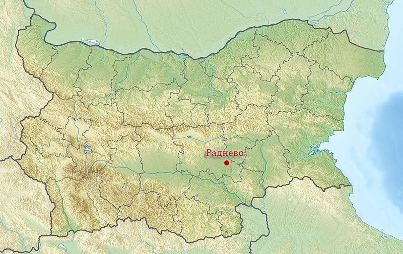 Obshina Radnevo